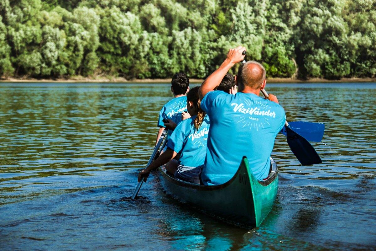15 ezer gyereket vár idén a Vándortábor Program