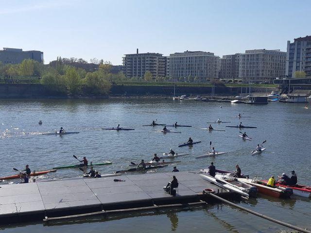 Visszatért az A-híd Kupa az Újpesti-öbölbe