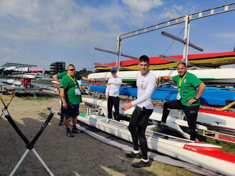 65 magyar érem az Olimpiai Reménységek Versenyén