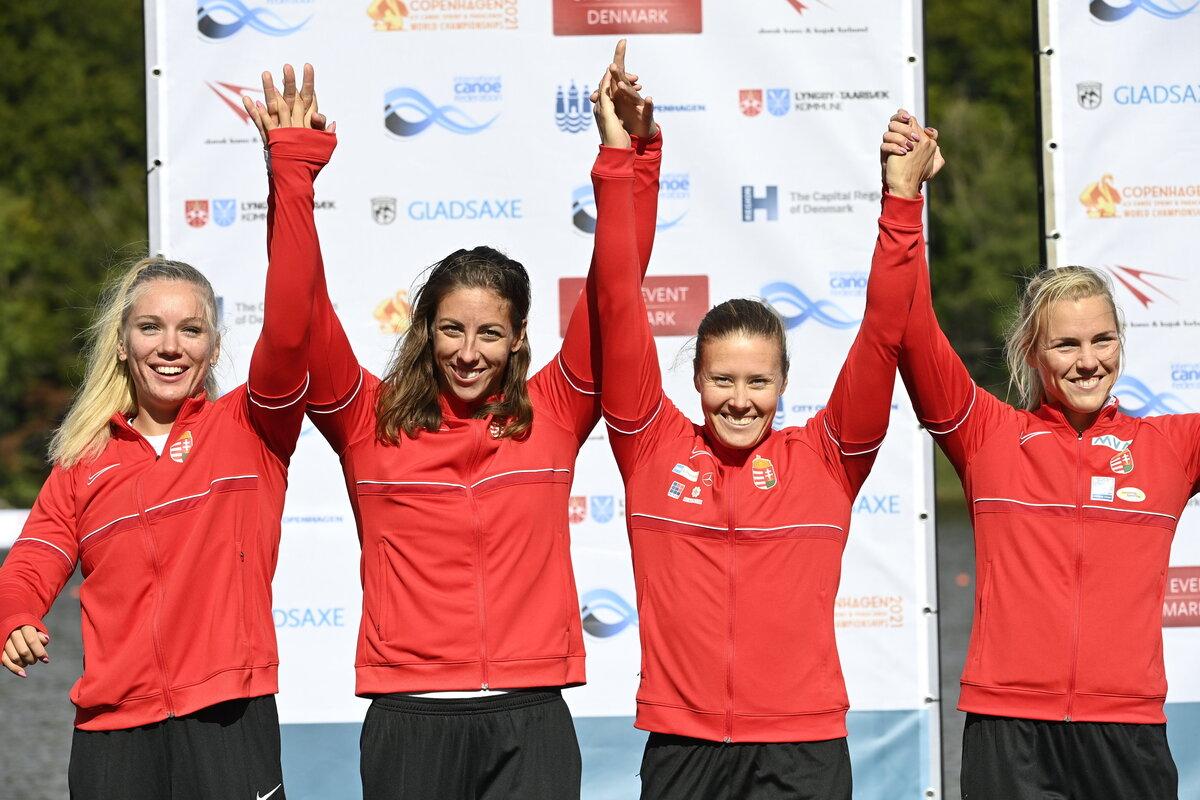 Magyarország nyerte a világbajnokság éremtáblázatát