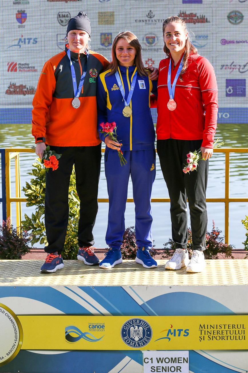 Kettős siker női kajakban és férfi kenuban is a maraton vb-n