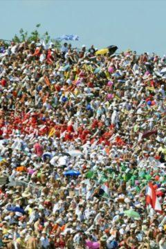 A nemzetközi mezőny versenyezni szeretne