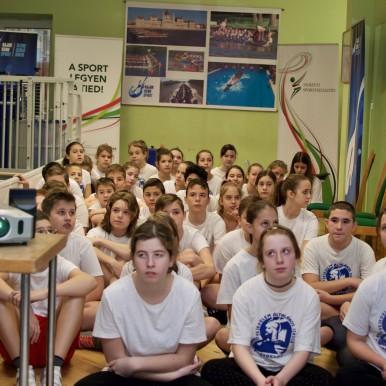 Harminckét iskola kapott kajak ergométereket