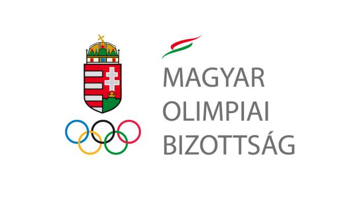 magyar olimpiai bizottsag logo