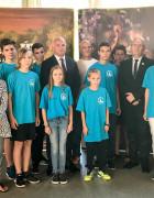 Átadták a vásárosnaményi Bereg Szíve Üdülőközpontban létesült vízitúra megállóhelyet