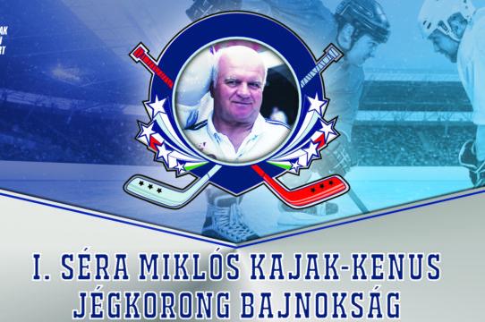 Önfeledt jégkorongozás Miki bácsi tiszteletére