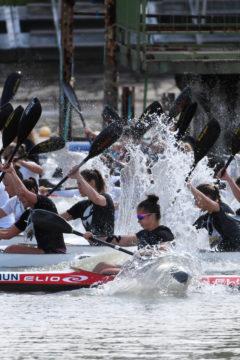 Időbüntetés és hajótörés a maratoni ob-n