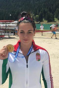 Magyar arany- és bronzérem az Eb-n