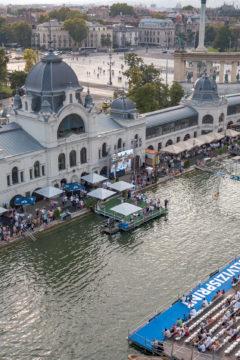 Tótka Sándor Budapest szívében is legyőzhetetlen