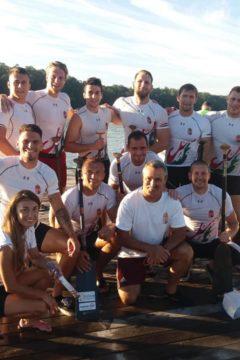 Szárnyaltak sárkányhajósaink a világbajnokságon