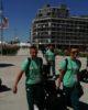 Felhőkarcolók tövében versenyeznek olimpiai reménységeink