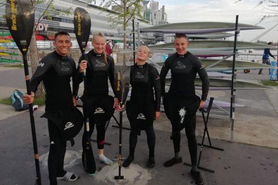 Betonfalak között az olimpiai érmekért