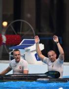 Látványos és sikeres Vizes Gála olimpiai és világbajnokokkal