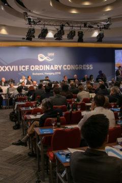Budapesten dönt a sportág jövőjéről az ICF