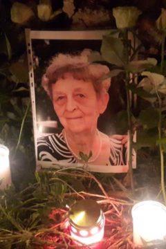 Március 30-án, szombaton 15:00-kor búcsúztatjuk Sarlós Éva nénit a solymári temetőben