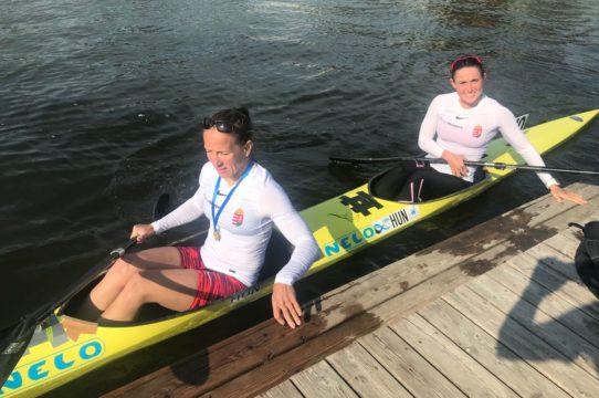 Czéllai-Vörös duplázott a maraton ob-n