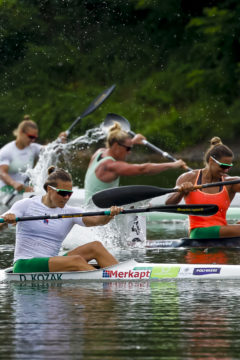Kozák Danuta négy számban indul az Európa Játékokon