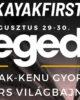 Olimpiai és világbajnokok lepik el ismét Szegedet