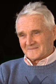 """85 éves a """"halászok halásza"""": Vajda Vilmos"""