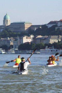 Különleges kaland a fővároson át – Surfskivel Budapesten!