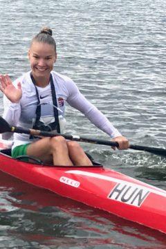 Új edzővel szárnyalná túl kiváló idényét a világbajnok Kiszli Vanda
