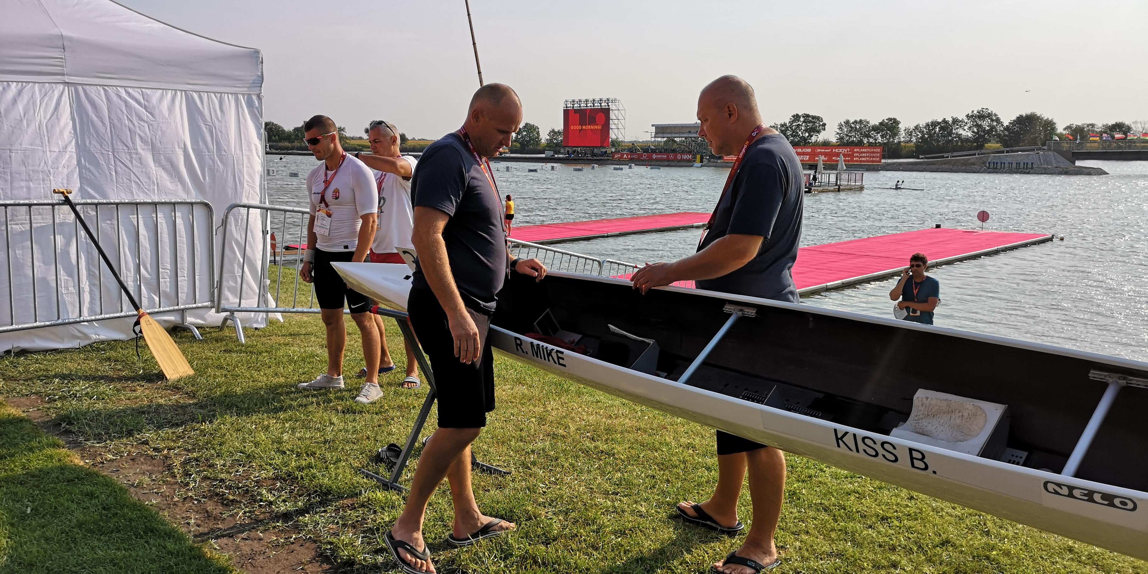 Csere a magyar csapatnál egy olimpiai számban